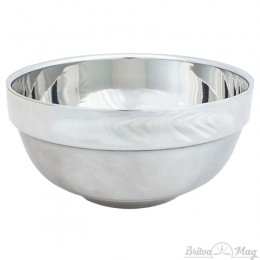 Миска для бритья The Bluebeards Revenge Stainless Steel Shaving Bowl