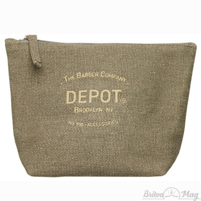 Мужская косметичка Depot Canvas Weekend Bag