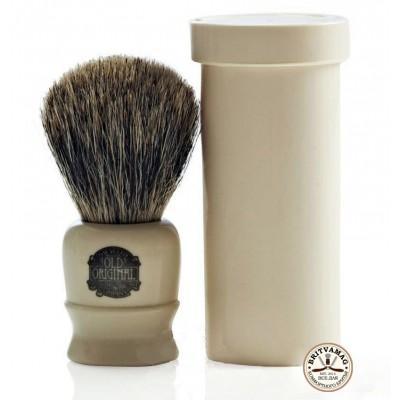 Помазок для бритья Vulfix 2190 Pure Badger с тубом