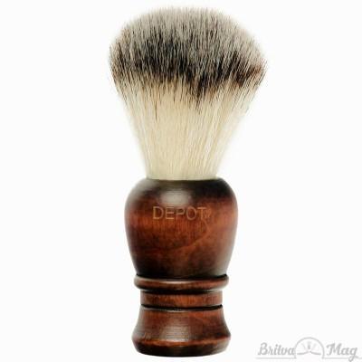 Помазок для бритья Depot Shaving Brush