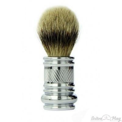 Помазок для бритья Dovo Shaving Brush Pure Silvertip Badger 90138001