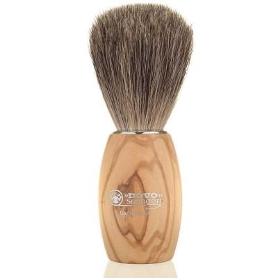 Помазок для бритья 918106 DOVO SHAVING BRUSH PURE BADGER