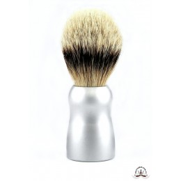 Помазок для бритья 918110 DOVO SHAVING BRUSH PURE SILVERTIP BADGER