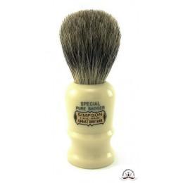 Помазок для бритья Simpson Special S1 Pure Badger