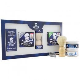 Подарунковий набір для чоловіків The Bluebeards Revenge Scimitar Razor Kit