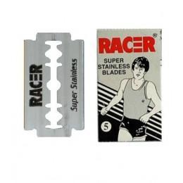 Лезвия для безопасной бритвы Racer Super Stainless
