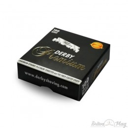 Лезвия Derby Premium Single Edge Razor Blades