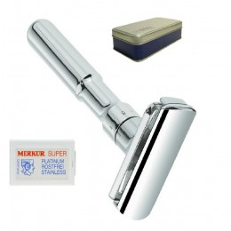 Станок для бритья Т-образный 90 761001 MERKUR RAZORS FUTUR IN GIFT BOX