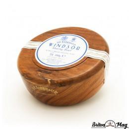 Твердое мыло для бритья в чаше из красного дерева D.R. Harris, WINDSOR