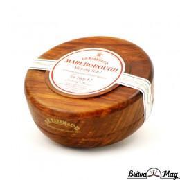 Твердое мыло для бритья в чаше из красного дерева D.R. Harris, MARLBOROUGH