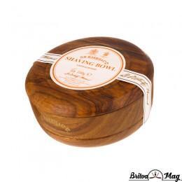 Твердое мыло для бритья в чаше из красного дерева D.R. Harris, Sandalwood