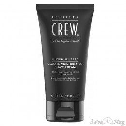 Увлажняющий крем для бритья American Crew Classic Moisturizing Shave Cream