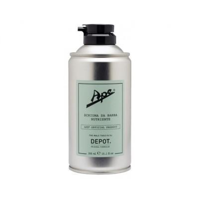 Пена для бритья Depot Ape Nourishing Shaving Foam, 300 мл