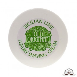 Крем для бритья Vulfix Sicilian Lime Luxury Shaving Cream