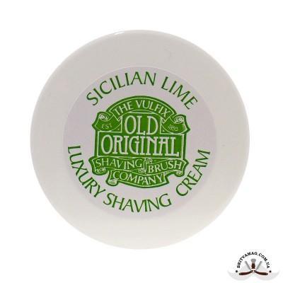 Крем для бритья Vulfix Sicilian Lime Luxury Shaving Cream