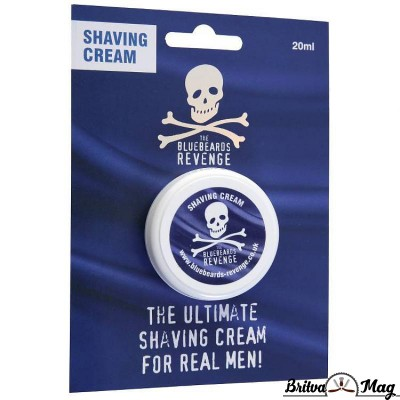 Крем для бритья The Bluebeards Revenge Luxury 20ml