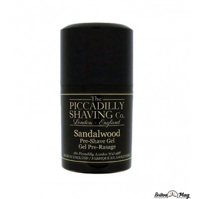 Гель до бритья Piccadilly Shaving Company Sandalwood