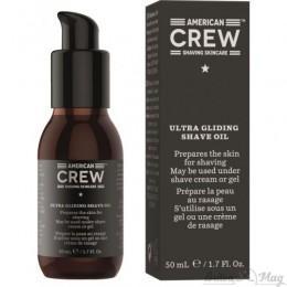 Масло для гоління American Crew Ultra Gliding Shave