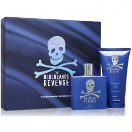 Мужской подарочный набор The Bluebeards Revenge Eau de Toilette & Shower Gel Gift Set