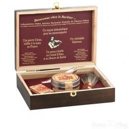 Мужской подарочный набор Osma Wood Shaving Set