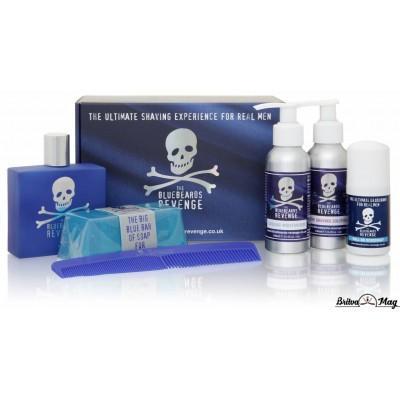 Мужской подарочный набор The Bluebeards Revenge Perfect Man Kit