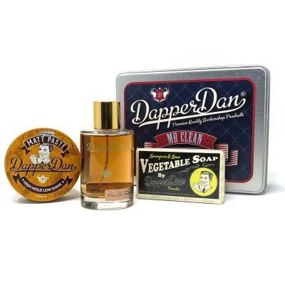 Подарочный набор Dapper Dan Mr Clean Gift Set