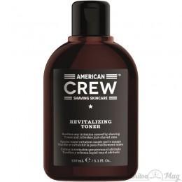 Восстанавливающий лосьон после бритья American Crew Shaving Skincare Revitalizing Toner