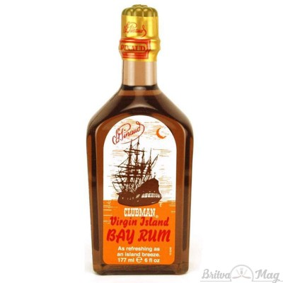 Одеколон Clubman Pinaud Bay Rum After Shave