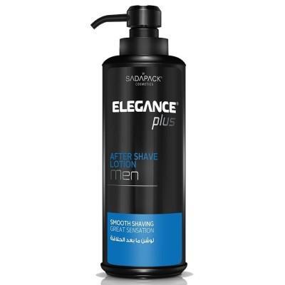 """Лосьон после бритья Elegance Plus After Shave """"Освежающий"""", 500 мл"""