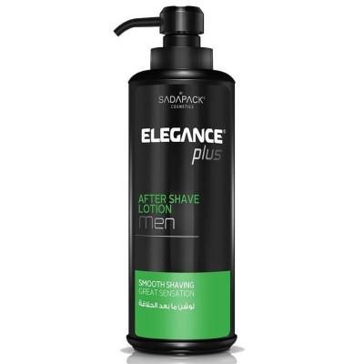 """Лосьон после бритья Elegance Plus After Shave """"Снимающий раздражение"""", 500 мл"""