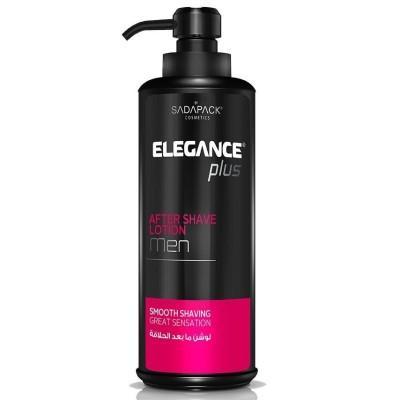 """Лосьон после бритья Elegance Plus After Shave """"Тонизирующий"""", 500 мл"""