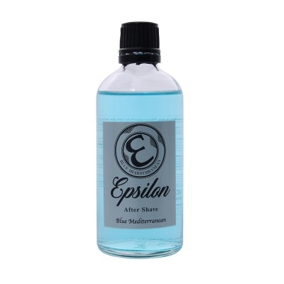 Лосьон после бритья Epsilon Blue Mediterranean After Shave, 100 ml