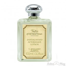 Лосьон после бритья Taylor of Old Bond Street Sandalwood