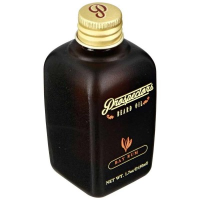 Масло для бороды Prospectors Bay Rum Beard Oil