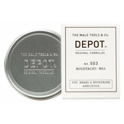 Воск для усов Depot 503 Moustache Wax