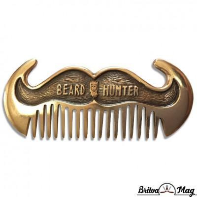 Гребень для бороды Beard Hunter «Усы»