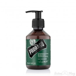 Шампунь для бороды Proraso Beard Shampoo Refreshing