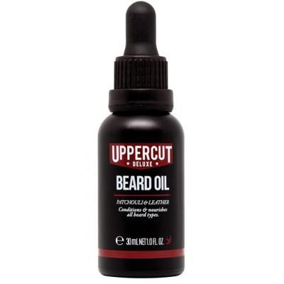 Масло для бороды Uppercut Deluxe Beard Oil, 30 мл