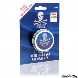 Воск для усов The Bluebeards Revenge Classic Blend Moustache Wax