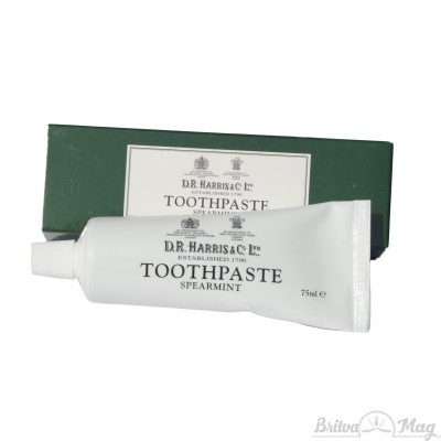 Зубная паста D. R. Harris Spearmint Toothpaste