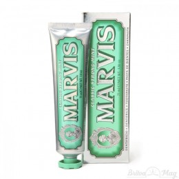 Зубная паста Marvis Classic Strong Mint 85 ml