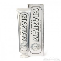 Зубная паста Marvis Whitening Mint 85 ml