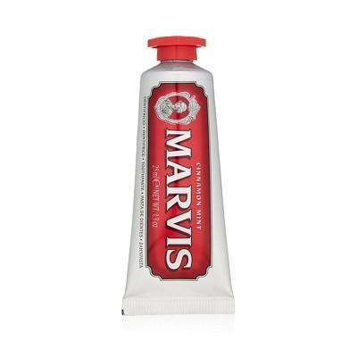 Зубная паста Marvis Cinnamon Mint Travel Size, 25 ml