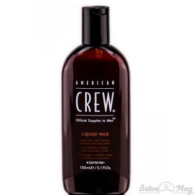 Жидкий воск American Crew Liquid Wax