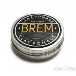 Глина для укладки волос Brem Clay Pomade