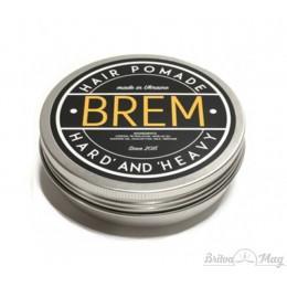 Бриолин для укладки волос Brem Hard'N'Heavy
