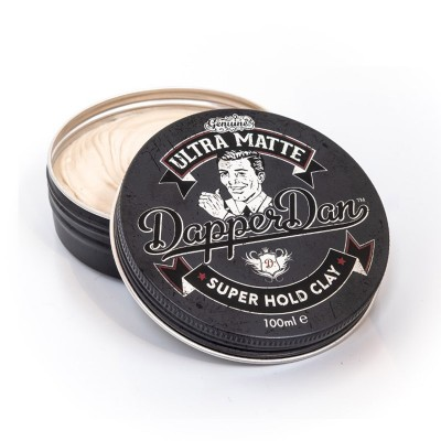 Глина для укладки волос Dapper Dan Ultra Matte Clay