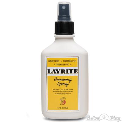 Спрей для укладання волосся Layrite Grooming Spray