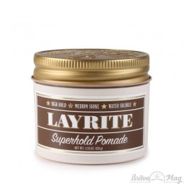 Помада для укладки волос Layrite Super Hold Pomade
