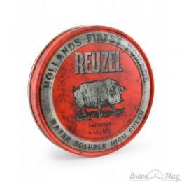 Помада для волос Reuzel Red High Sheen Pomade